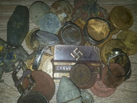 Like Found Treasures by Sondeln 2015 Treasure Germany Found Buckle