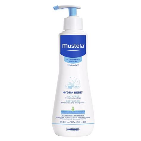hydra bebe lotion 300ml mustela usa