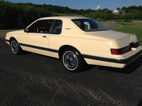 auto air conditioning service 1984 ford thunderbird engine control 1984 ford thunderbird low miles mint