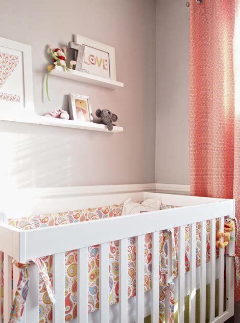 Shelves Over Crib Transitional Nursery Cape 27 Grey Curtains For Nursery