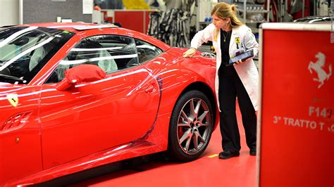 Ferrari Company Worth by It Pays To Work At Ferrari