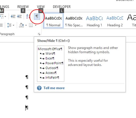 word layout symbols interaction design microsoft word is dispalying weird