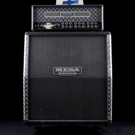 mesa boogie cabinet 4x12 used mesa boogie rectifier and matching
