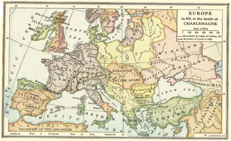 europa european survival strategy in a darkening world books map of europe in 814 at the of charlemagne