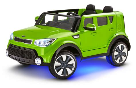 kid car kia soul for has better features than your car