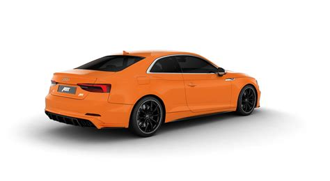 audi s5 power upgrades abt unveil new kit for audi a5 s5 range