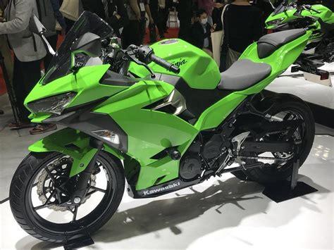 kawasaki ninja 250 motor 2018 kawasaki ninja 250 revealed price engine specs