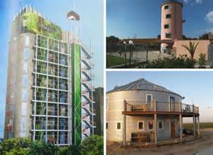upcycling old grain silos houses homes hotels inns