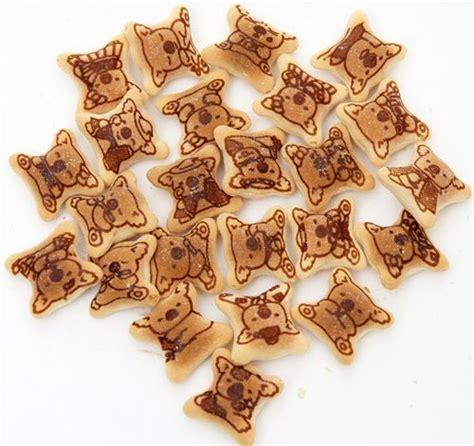 Squishy Biskuit koala strawberry milk biscuit cookies snacks food