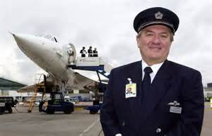 former chief pilot of concorde sells 163 100 000 of aviation