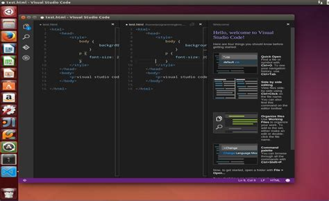 Home Recording Studio Ubuntu Microsoft Visual Studio Code In Ubuntu Linux
