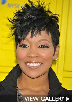 monica back in the day short cuts hair styles on pinterest short hairstyles short black
