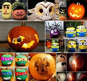 pumpkin ideas decorating 30 pumpkin decorating ideas