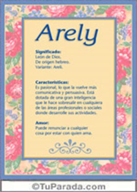 imagenes que digan te amo arely arely significado del nombre arely nombres