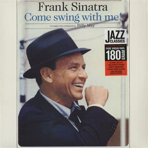 frank sinatra come swing with me frank sinatra come swing with me plus 180g vinyl rmst