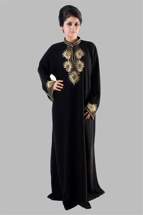 Abaya Arabiah embroidered abaya designs 2013 islamic abaya dress fashion 2013 14 clothing9store pk