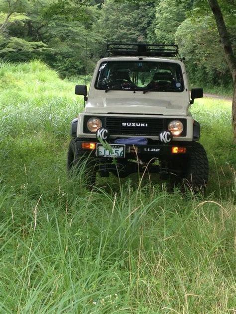 jeep suzuki jimny 118 best hiroyuki yamaguchi s samurai images on pinterest