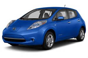 Nissan Leaf Reviews 2013 2013 Nissan Leaf Price Photos Reviews Features