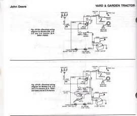 white lt542h lawn mower wiring diagram get free image