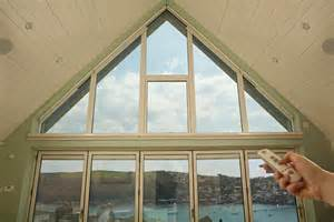 Gable Roof Windows Clearview Gable End Blinds Appeal Home Shading