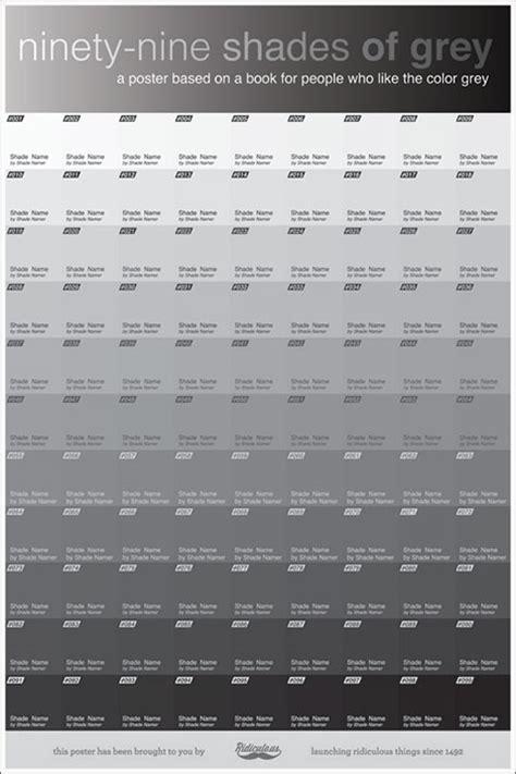 shade of gray 99 shades of grey creativepro com