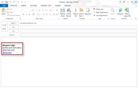 Saving A Document Tutorial Webucator - modify a signature tutorial webucator