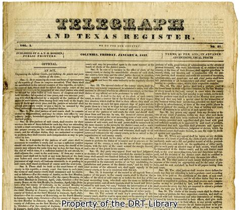 Paper From Newspaper - telegraph and register early newspaper