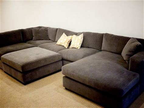 Large Couches by Add Comfort And Elegance To Your Home With Wide Sectional