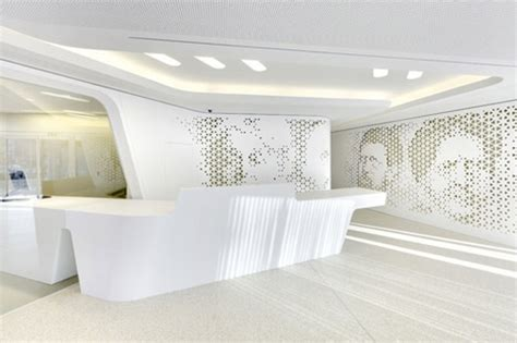 nau interior design raiffeisen bank by nau design milk