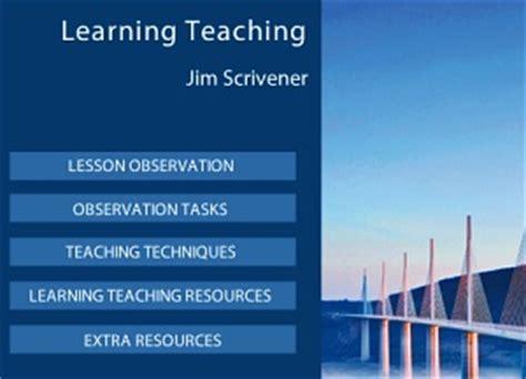 learning teaching 3rd edition learning teaching 3rd edition jim scrivener jak spr 225 vně vyučovat angličtinu