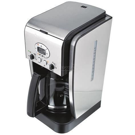 cuisinart kitchen appliances coffee maker with timer cuisinart dcc2650e
