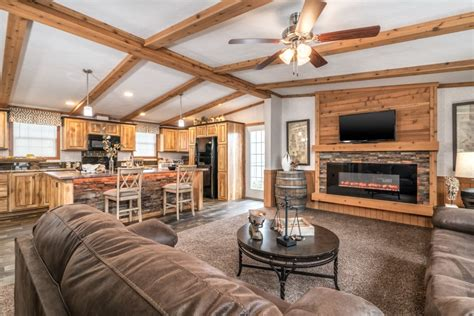 colony doublewide  p ridge crest home sales