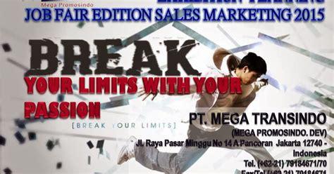 Sale Edition Isi 6 fair edition sales marketing april 2015 info kus