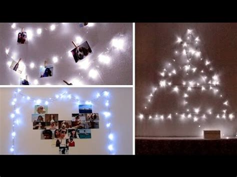 decora tu cuarto con luces 161 decora tu cuarto con luces 161 3 ideas por lau youtube