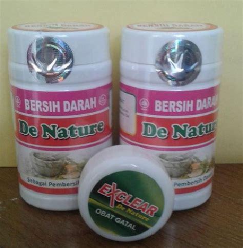 Salep Obat Bisul obat bersih darah de nature informasi obat herbal