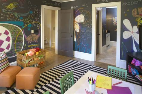 chalkboard paint playroom chalkboard paint ideas for playroom homedesignpictures