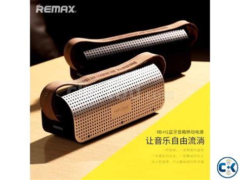 Original Remax Portable Desktop Bluetooth Speaker Rb M10 original remax rb h1 power bank bluetooth speaker clickbd