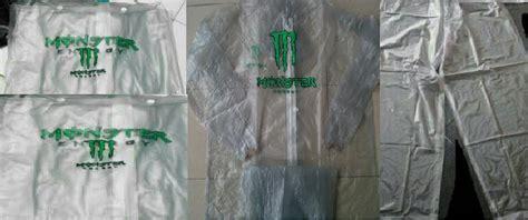 Mantel Hujan Plastik Tebal jas hujan mantel transparan energy vivo shop purwokerto
