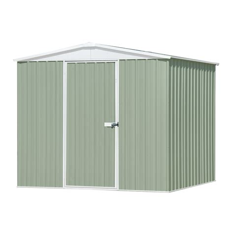 Absco Shed by Absco Sheds 2 25 X 1 44m Pale Eucalypt Single Door Regent Shed