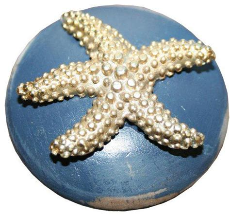 Starfish Drawer Knobs by Starfish Drawer Knob Modern Cabinet And Drawer Knobs