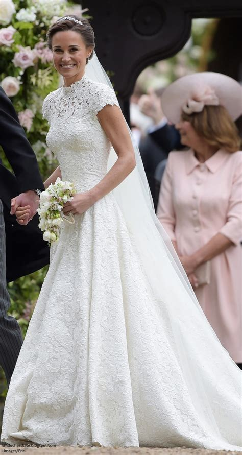 hochzeitskleid pippa middleton duchess kate radiant bride pippa middleton marries james