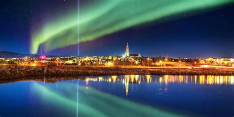 reykjavik iceland northern lights 48 hours in reykjavik travelzoo uk