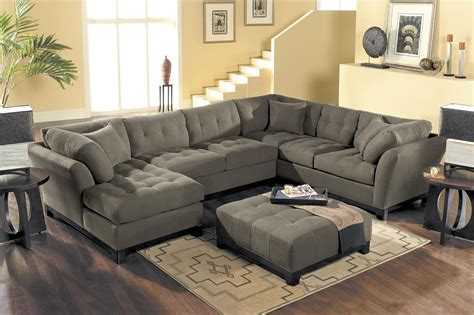 hm richards sectional hm richards metropolis tufted sectional sofa with chaise
