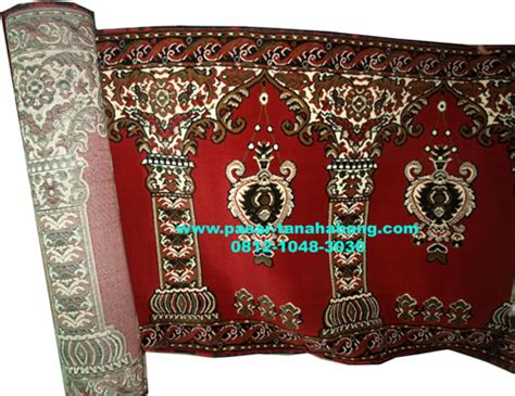 Karpet Sajadah Kingdom 94 karpet mesjid belgi kingdom 1