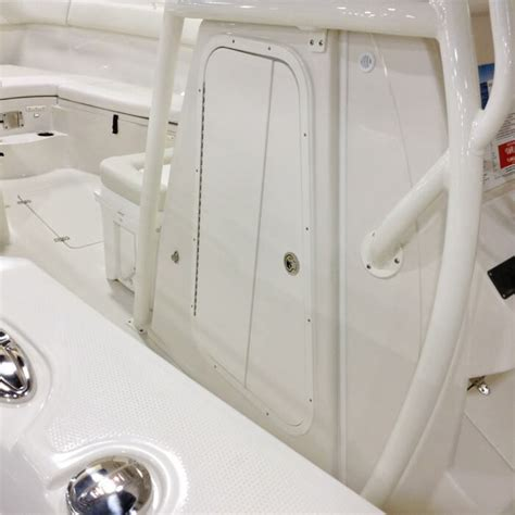 boats with side doors sailfish boats port side console door boat outfitters