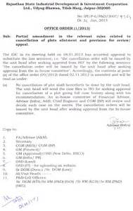 Application Letter For Quarter Allotment Office Orders Adv Infra Archive