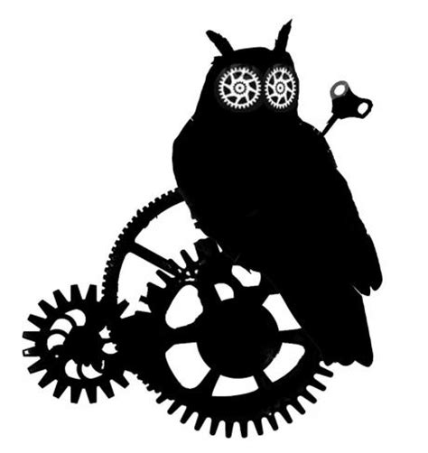 clockwork owl tattoo hyde clockwork owl art and design