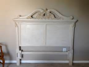 painted headboards for beds sloan chalk painted headboard