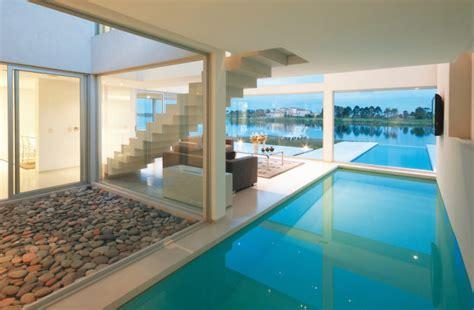 Swim Home by 12 Modern Indoor Pools Indoor Pools Indoor And Pools