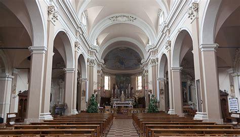 sqola volta mantovana chiesa parrocchiale di santa maddalena terre dell